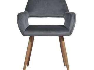 Carson Carrington Iffelna Scandinavian Side Chairs- Retail:$129.99