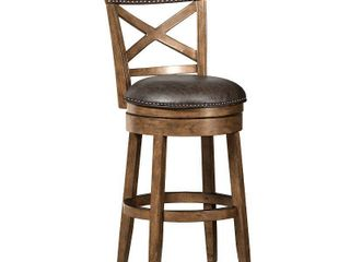 Glen Cove Swivel Stool- Retail:$178.49