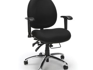 OFM 24-7 Big and Tall Computer Task Chair- Retail:$334.99