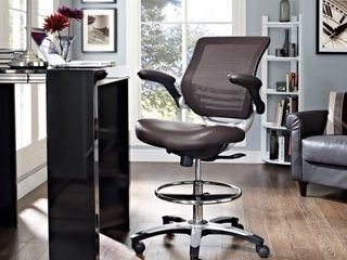 Edge Drafting Chair- Retail:$208.49
