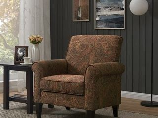 Copper Grove Aria Flared Arm Chair- Retail:$338.49