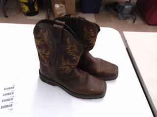 Justin Cowboy Boots - Mens 8.5D