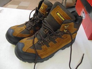 Brazos   Iron Force   Steel Toe Hiker   Mens 12