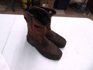 Justin Boots - Mens 9.5