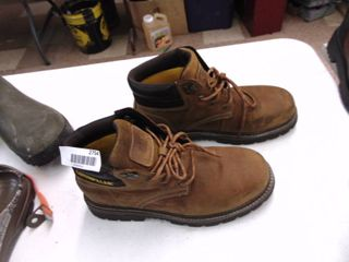 Caterpillar Steel Toed - Mens 9.5