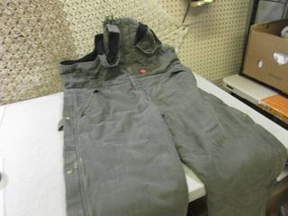 Dickies Quilted Coveralls Size 2XL ...