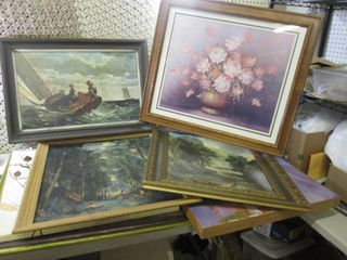 Assorted Wall Hanging Decor/Picture...