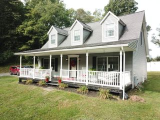 3 Bedroom Cape Cod on 1.5+/- Acres