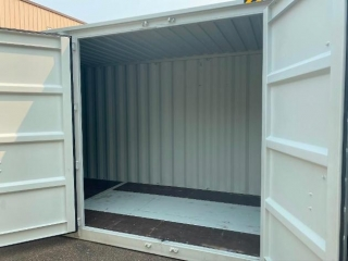 2020 40' Full Open Side Sea Container