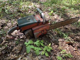 Homelite C9 Chainsaw