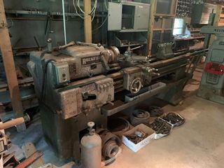 Rockford Economy 84Hx19 Metal Turning