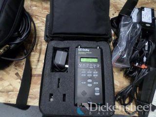 Dolby Bitstream Analyzer, Model DM100, Includes