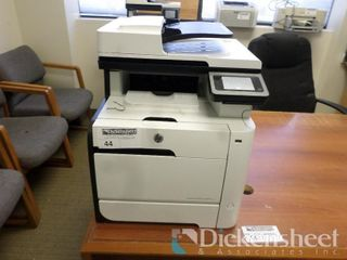 Hp LaserJet Pro 300 Color MPF M375nw All In One
