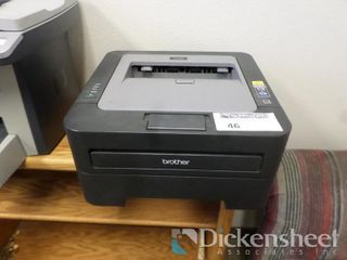 Brother HL-2240 Printer as photographed.