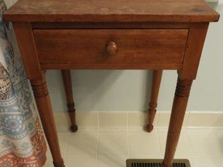 Lot #4354 - Late 19th Century single drawer