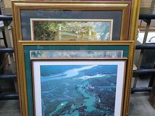 2 Framed Prints