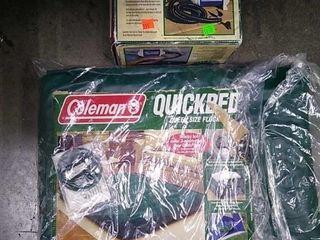 Coleman Air Mattress & Pump