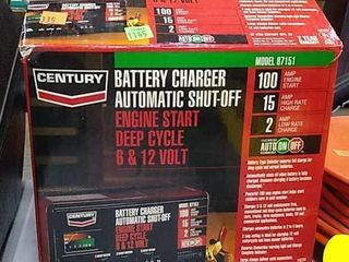 Century Battery Charger Untested