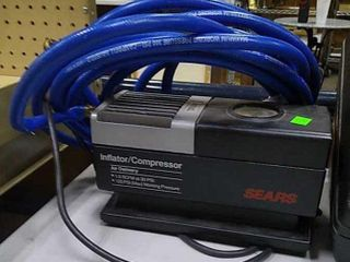 Sears Air Compressor Untested