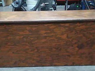 Wood Trunk 47x19x16