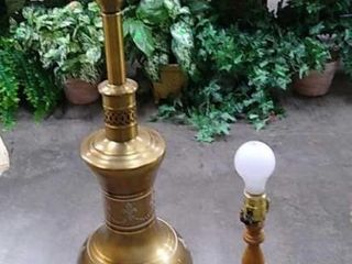 2 Lamps As Is, Tallest -36""