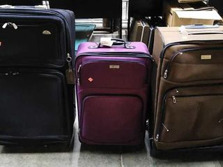 3 Assorted Pc. Of Luggage