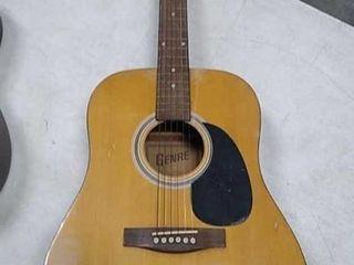 Genre Acoustic Guitar: Untested