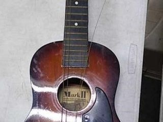 Mark Ii Child Acoustic Guitar Untested