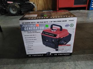 Portable Generator Untested