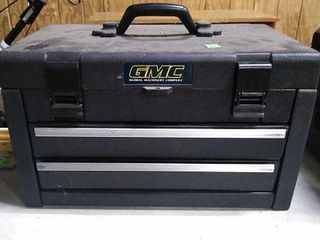 Gmc Tool Box W/ Contents
