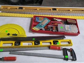 Misc. Measuring Devices & Clamps