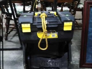Stanley Toolbox On Wheels Untested