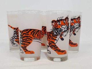 Tony The Tiger Highball glasses