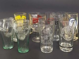 Collector Beer Glasses