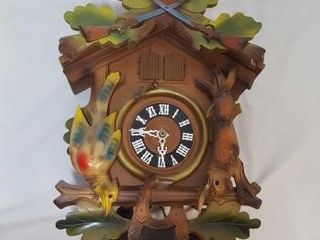 Large German Hagos Cuckoo Clock