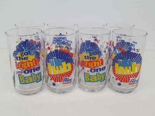 Collectible Pepsi Glasses