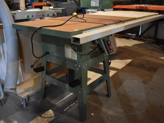 General Saw Table with Motor ( No Blade) 80