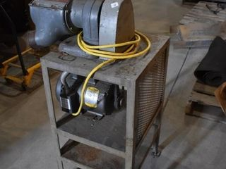 Heavy Duty Belt Sander 220 Volts