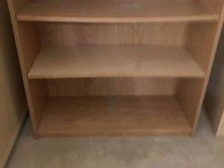 Small 3 Shelf Storage Cabinet