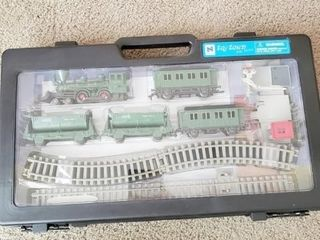 Toy Town Train Set