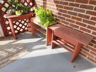 Plant Benches