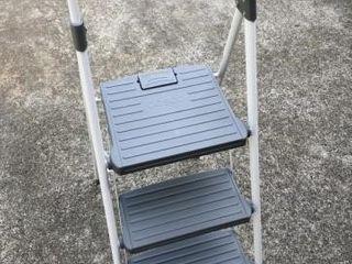 Cosco 3- Step Folding Step Ladder