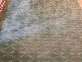 Diamond Patterned Carpet