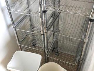 Metal Storage Bends