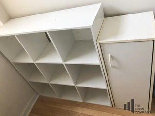 Storage shelf and Cabinet