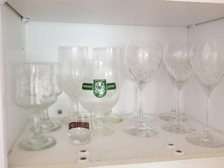 miscellaneous glasses