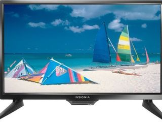 "New in Box! Insignia 19"" HD LED Television / TV / Monitor / Display"