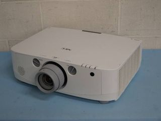 NEC NP-PA550W Widescreen 5500 Lumens Advanced HD Professional Projector