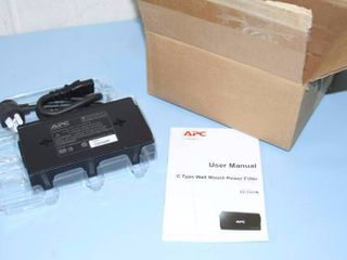 New in Box! APC / Chief C-Type High Performance AC Power Filter / Surge Protector