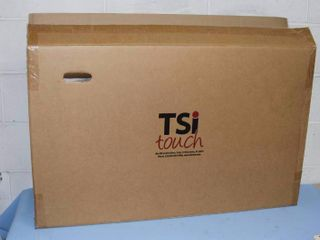 "New! TSi Touch Touchscreen Overlay System for Samsung 40"" Monitor / Display"